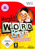 Margot's Word Brain Wii Front Cover
