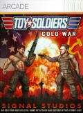 Toy Soldiers: Cold War Xbox 360 Front Cover