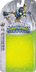 Skylanders: Swap Force - Twin Blade Chop Chop (Series 3) Nintendo 3DS Front Cover