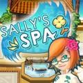 Sally's Spa Windows Front Cover