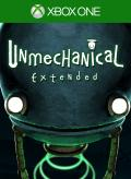 Unmechanical: Extended Xbox One Front Cover 1st version