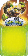 Skylanders: Swap Force - Scorp Nintendo 3DS Front Cover