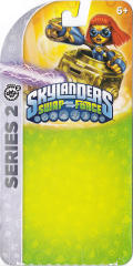 Skylanders: Swap Force - Heavy Duty Sprocket (Series 2) Nintendo 3DS Front Cover