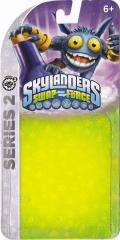 Skylanders: Swap Force - Super Gulp Pop Fizz (Series 2) Nintendo 3DS Front Cover