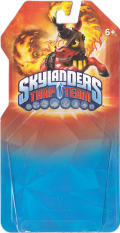 Skylanders: Trap Team - Trail Blazer Android Front Cover