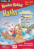 Reader Rabbit Maths Ages 6-8 Macintosh Front Cover