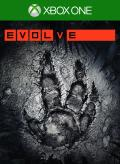 Evolve Xbox One Front Cover