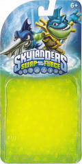 Skylanders: Swap Force - Rip Tide Nintendo 3DS Front Cover