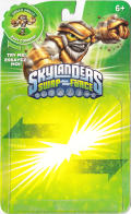 Skylanders: Swap Force - Grilla Drilla Nintendo 3DS Front Cover