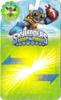 Skylanders: Swap Force - Boom Jet Nintendo 3DS Front Cover