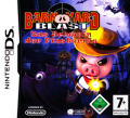 Barnyard Blast: Swine of the Night Nintendo DS Front Cover