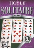 Hoyle Solitaire Windows Front Cover