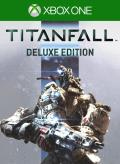 Titanfall: Deluxe Edition Xbox One Front Cover 1st version