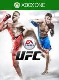 EA Sports UFC Xbox One Front Cover