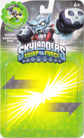Skylanders: Swap Force - Night Shift Nintendo 3DS Front Cover