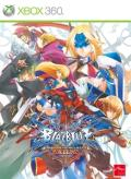 BlazBlue: Continuum Shift Extend Xbox 360 Front Cover