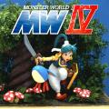 Monster World IV PlayStation 3 Front Cover
