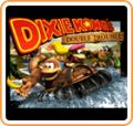 Donkey Kong Country 3: Dixie Kong's Double Trouble! Wii U Front Cover