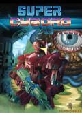 Super Cyborg Windows Front Cover