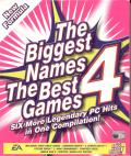 The Biggest Names the Best Games 4 Windows Front Cover