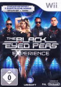 The Black Eyed Peas Experience Wii Front Cover