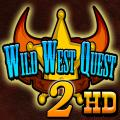 Wild West Quest 2 iPad Front Cover