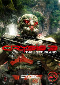 Crysis 3: The Lost Island Windows Front Cover