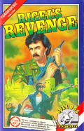 Rigel's Revenge Commodore 64 Front Cover