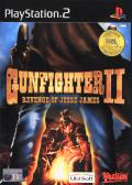 Gunfighter II: Revenge of Jesse James PlayStation 2 Front Cover