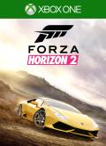 Forza Horizon 2 Xbox One Front Cover 1st version