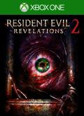 Resident Evil: Revelations 2 - Episode One: Penal Colony Xbox One Front Cover