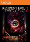 Resident Evil: Revelations 2 - Episode One: Penal Colony Xbox 360 Front Cover