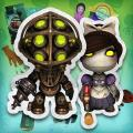 LittleBigPlanet 2: Bioshock Costume Pack PlayStation 3 Front Cover