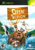Open Season Xbox Front Cover