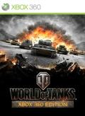 World of Tanks: Xbox 360 Edition Xbox 360 Front Cover 1st version