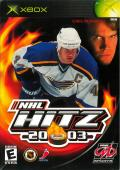 NHL Hitz 20-03 Xbox Front Cover
