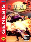 Dune: The Battle for Arrakis Genesis Front Cover