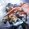 SoulCalibur V PlayStation 3 Front Cover