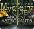 Unsolved Mystery Club: Ancient Astronauts Macintosh Front Cover