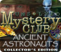 Unsolved Mystery Club: Ancient Astronauts (Collector's Edition) Macintosh Front Cover