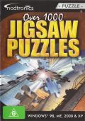 Over 1000 Jigsaw Puzzles Windows Front Cover