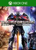Transformers: Rise of the Dark Spark Xbox One Front Cover 1st version