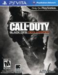 Call of Duty: Black Ops - Declassified PS Vita Front Cover
