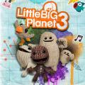 LittleBigPlanet 3 PlayStation 3 Front Cover