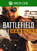 Battlefield: Hardline Xbox One Front Cover 1st version
