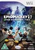 Disney Epic Mickey 2: The Power of Two Wii Front Cover