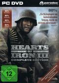 Hearts of Iron III: Complete Edition Windows Front Cover