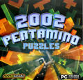 2002 Pentamino Puzzles Windows Front Cover
