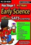 Action SATS Learning: Key Stage 1 4-7 Years: Early Science Windows Front Cover