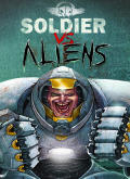 Soldier Vs Aliens Windows Front Cover